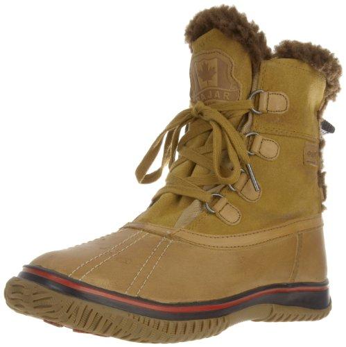 Pajar Vrouwen Ijsland Boot Bruin / Cognac