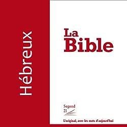 Hébreux - version Segond 21