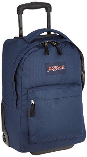 Jansport Wheeled SuperBreak Backpack - Navy