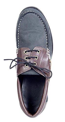 HKM Sports Sports Sports Equipment HKM barca scarpe – Marbella -, nero Marronee scuro, 44 7c8c6b