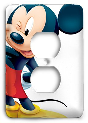 Mickey-Mouse-29 Outlet Cover by Outlet Cover