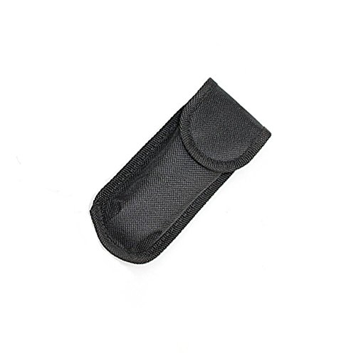 Hight quality Flashlight Holster Folding Knife Tool Pouch Durable Nylon Pouch with Press Studs & Belt Clip - Drill Press Dolly