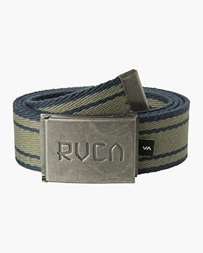 RVCA Mens Corner Web Belt