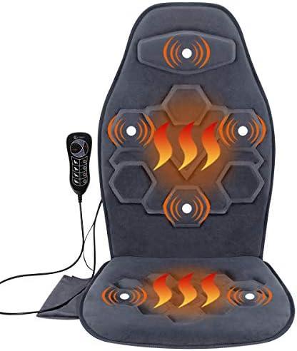 Comfitech Massager Cushion Vibrating Motors