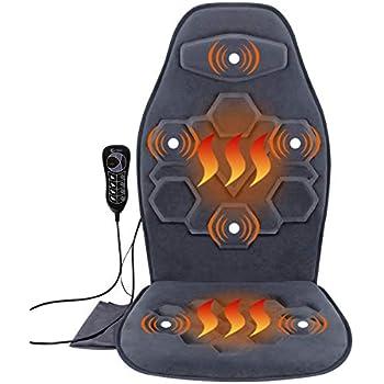 Amazon.com: Relief Expert Back Car Seat Massager Cushion ...