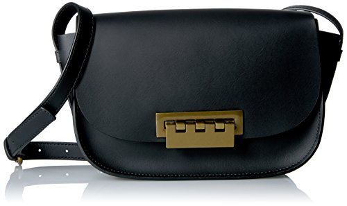 ZAC Zac Posen Eartha Accordian, Black