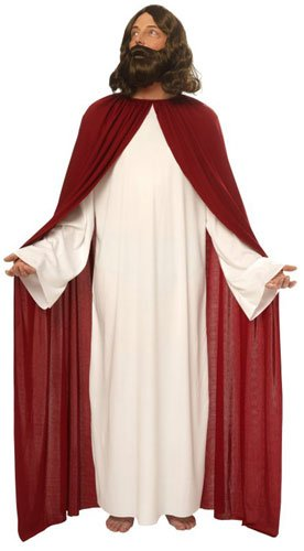 Jesus Costume - X-Large - Chest Size (Cheap Guy Costumes)