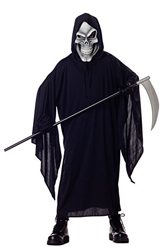 [California Costumes Grim Reaper Child Costume, Large] (Horror Costumes For Kids)