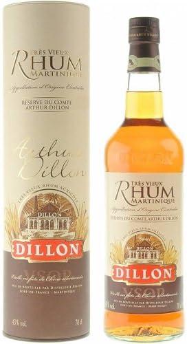 Dillon VSOP Très Vieux Rhum Agricole 43% - 700 ml