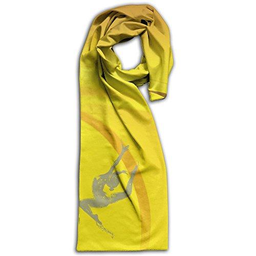 Winter Scarves Gymnastics IT's IS GOOD Lightweight Warm Towel Stylish Shawl Scarf Adult