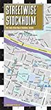 Streetwise Stockholm Map: Laminated City Center Map of Stockholm, Sweden (Michelin Streetwise Maps)