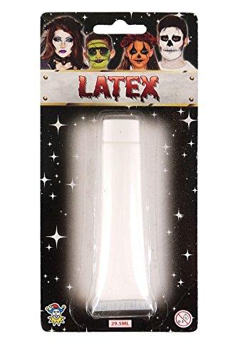 Rimi Hanger Adult Halloween Latex Liquid Make Up Unisex Scar Effect Horror Wound Adhesive One Size -