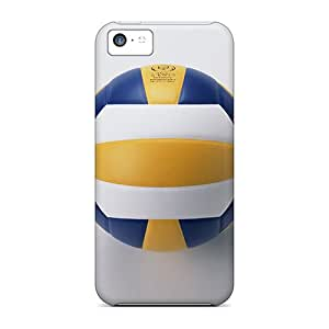 High-quality Durability Case For Iphone 5c(volleyball)