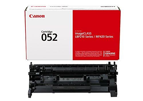 Canon Original 052 Toner Cartridge - Black -  Canon Toner, 2199C001