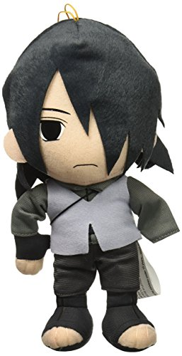 - GE Animation Boruto Naruto The Movie Sasuke Stuffed Plush, 9