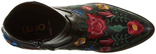 Talons À S17083p0062 Jo Femmes Liu Noir Boots wqp46n0Z