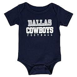 Dallas Cowboys NFL Unisex Infant Practic...