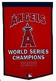 MLB Los Angeles Angels Dynasty Banner
