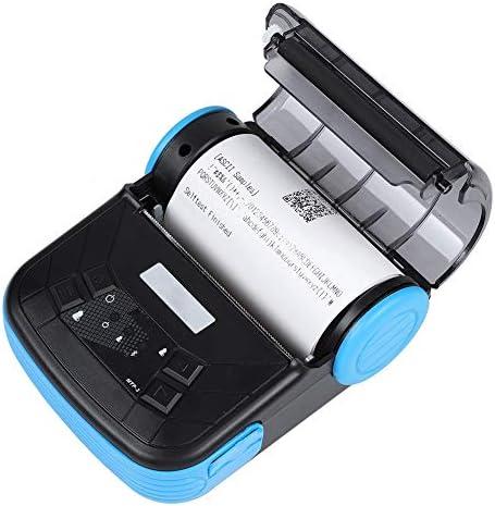 Redxiao Mini-Thermo-Bondrucker, 80-MM-Hochgeschwindigkeitsdruck mit tragbarem drahtlosem Bluetooth-USB-Schnittstellenbeleg Bill Ticket POS-Druck für Wins/iOS/Andriod(#3)