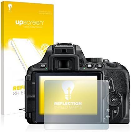 Kristallklar Kratzschutz Anti-Fingerprint upscreen Schutzfolie kompatibel mit Canon EOS M