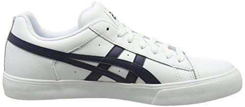 Ns Bianco Unisex Basse navy 0150 Sneaker white Adulto Asics court Tp7Uqqwg
