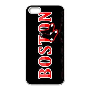 Classic Design Protective Boston Red Sox Team Logo Print Case Cover For iPhone 5/5s