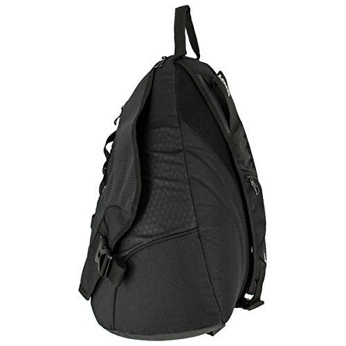 adidas Capital Sling Backpack Black - Import It All c64d98c833af0