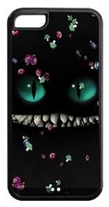 Alice in Wonderland Hard Case for Apple Iphone 5C Caseiphone 5C-0331