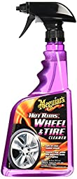 Meguiar\'s Hot Rims All Wheel Cleaner. 24 oz.