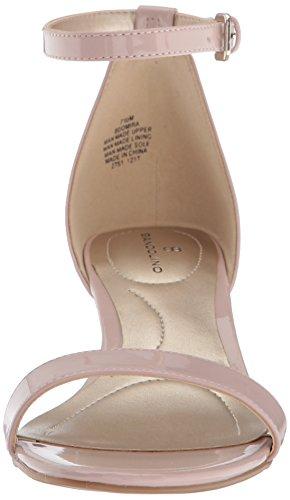 Bandolino Womens Omira Wedge Sandale Poussiéreux Rose