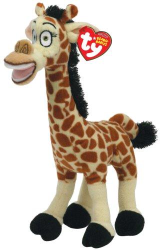 TY Beanie Baby Madagascar - Melman-Giraffe]()