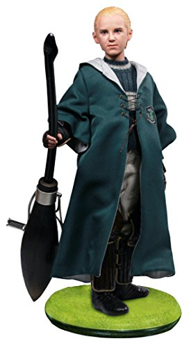 Star Ace Toys Harry Potter & The Chamber of Secrets: Draco Malfoy Quidditch Version Action Figure (1:6 Scale)