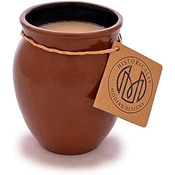 Amazon Com Handmade Clay Cups For Tea And Coffee With