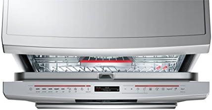 Bosch serie 8 - Lavavajillas 60cm sms88ti26e acero clase de ...