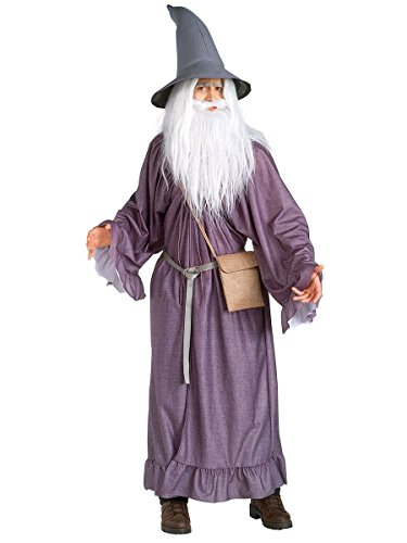 Rubie's Lord of The Rings Gandalf Costume, Multicolor, Standard