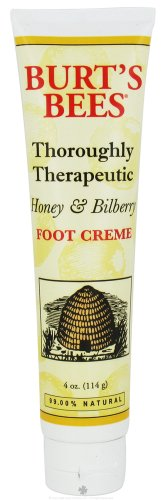Burt's Bees Thoroughly Therapeutic Honey & Bilberry Foot Cre