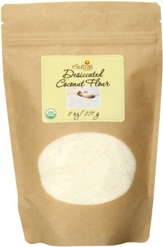 organic flaked coconut - 3