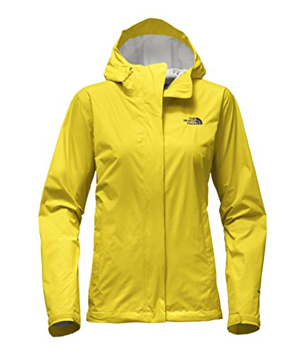 The North Face Women's Venture 2 Jacket - Acid Yellow - 2XL (Past Season)