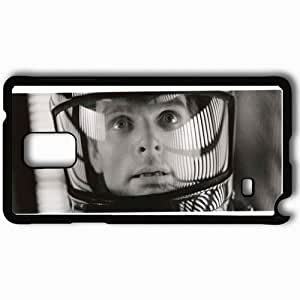Personalized Samsung Note 4 Cell phone Case/Cover Skin 2001 A Space Odyssey Black