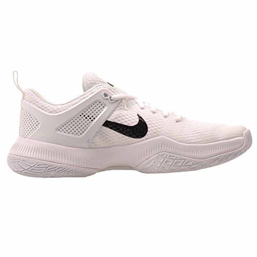 new style 37839 d22f4 ... Nike Air Zoom Hyperace Volleyball Schuhe Weiß schwarz ...