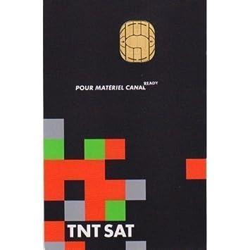 Carte Neuve 4 ans HD et SD satellite decodeur TNTSAT ...