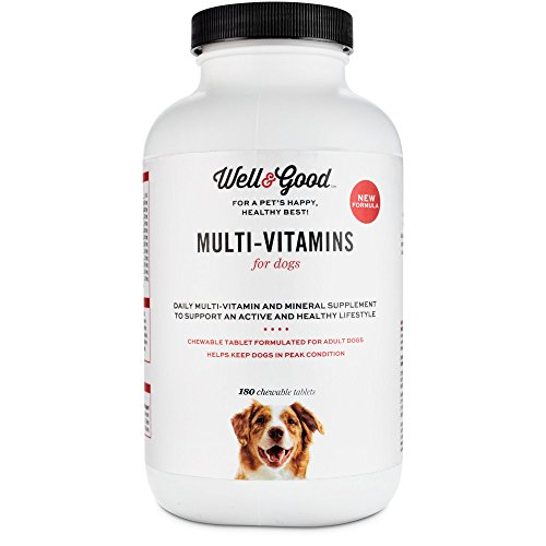 Well & Good Adult Stage Vitamins, 180 tablets