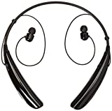 LG Tone Pro HBS-750 Bluetooth Stereo Headphones with Microphone - Black (Renewed)