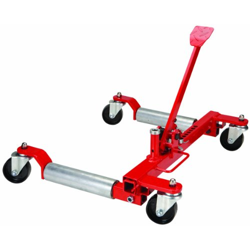 U.S. General 1250 lb. Capacity Mechanical Wheel Dolly.