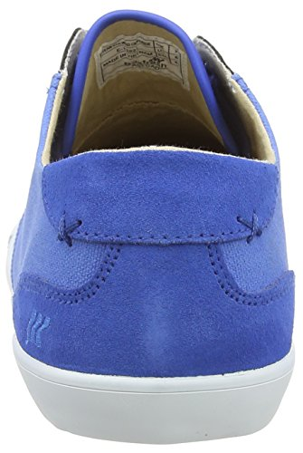 Stern Blue Men's Sneakers Low Top Blue Boxfresh OfgBqdn6wq