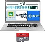 2020 Newest Samsung Chromebook 4+ 15.6 Inch FHD 1080P Laptop, Intel