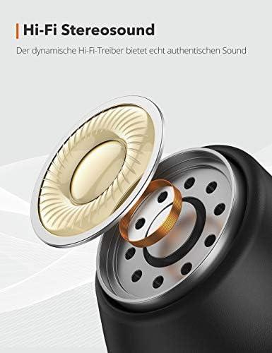 Taotronics Bluetooth Kopfhörer 5 0 Kabellose Ohrhörer Elektronik