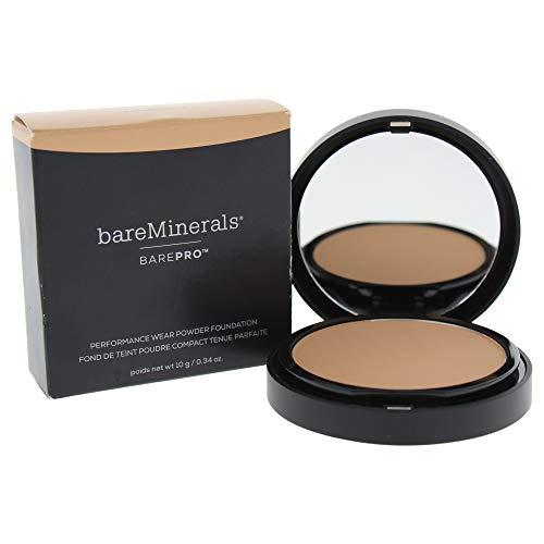 Bare Escentuals Cosmetics - bareMinerals Barepro Performance Wear Powder Foundation, Sandstone, 0.35 Ounce