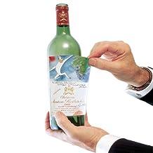 Wine Enthusiast Set of 10 Label Savers