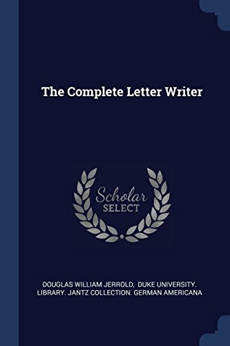 (The Complete Letter Writer)